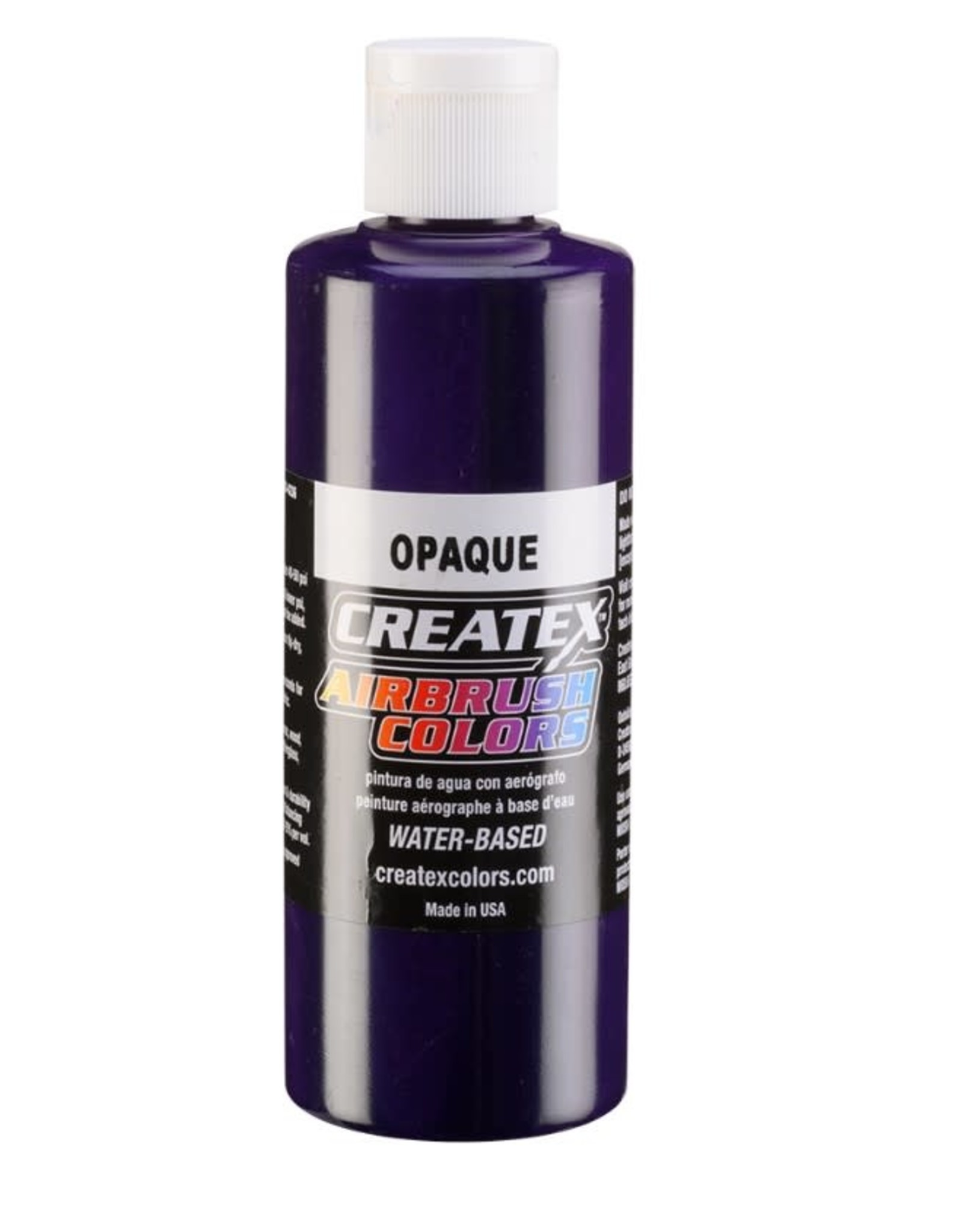 CREATEX COLORS 4oz. AB Opaque Purple