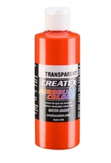 CREATEX COLORS Createx 4 oz AB Transparent Sunset Red