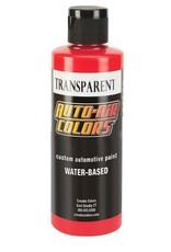 CREATEX COLORS Createx 4 oz Transparent Fire Red