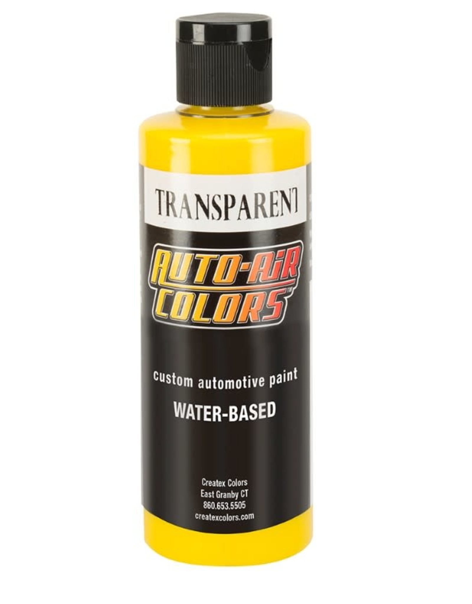 CREATEX COLORS Createx 4 oz Transparent Yellow