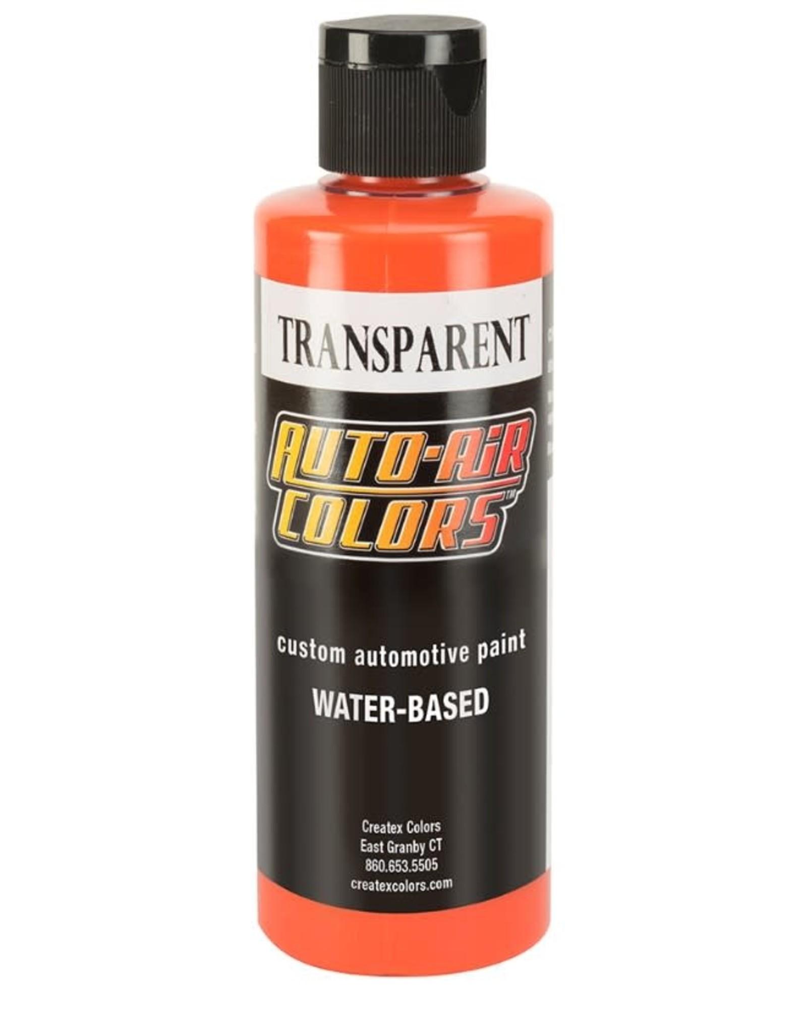 CREATEX COLORS Createx 4 oz Transparent Orange