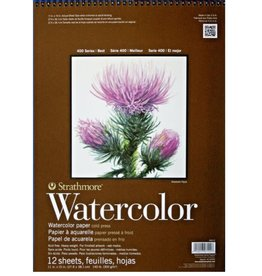 Strathmore Strathmore  400 Series Watercolor Paper 11x15