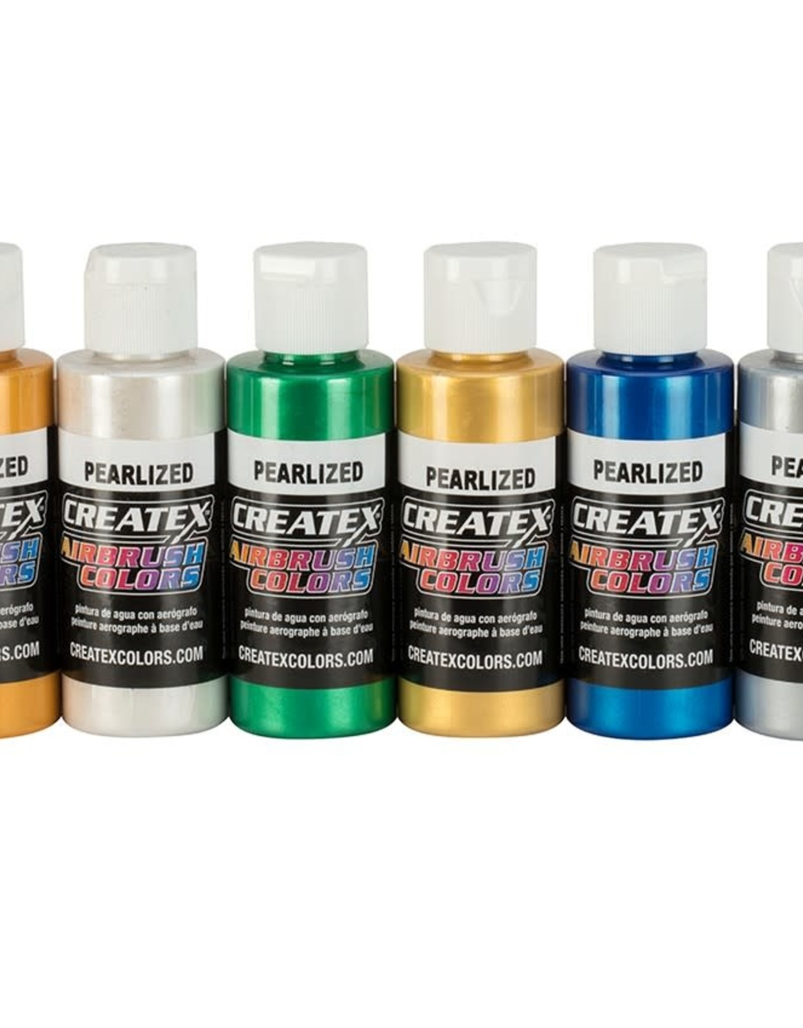 CREATEX COLORS Createx 2 oz AB Pearl Set