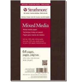 Strathmore Strathmore 500 SC Mixed Media Art Journals 5.5 x 8