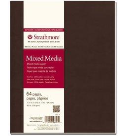 Strathmore Strathmore 500 SC Mixed Media Art Journals 7.75 x 9.75