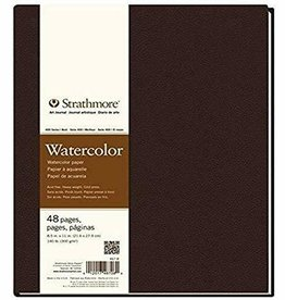 Strathmore Strathmore 400 HB Watercolor Art Journals  8.5 x 11