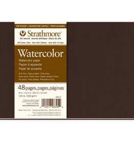 Strathmore Strathmore 400 SC Watercolor Art Journals  8 x 5.5