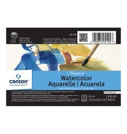 Canson Canson Artist Series Montval 140lb 15X20 12 Sheets