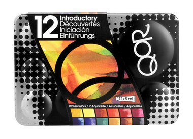 QoR Modern Watercolor Value Sets
