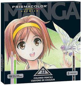 PRISMACOLOR Prismacolor Premier Manga Set