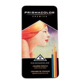 PRISMACOLOR Prismacolor Premier Set Of 12, BASic