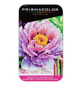 PRISMACOLOR Prismacolor Premier, Botanical Garden Set, 12 Pack