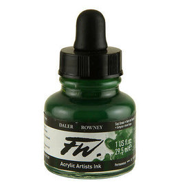 Daler-Rowney DAL FW INK 29.5ML SAP GREEN