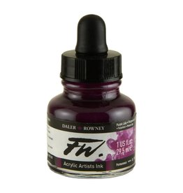Daler-Rowney DAL FW INK 29.5ML PURPLE LAKE