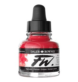 Daler-Rowney DAL FW INK 29.5ML CRIMSON