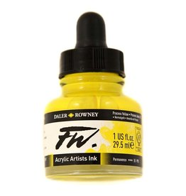 Daler-Rowney DAL FW INK 29.5ML PROCESS YELLOW