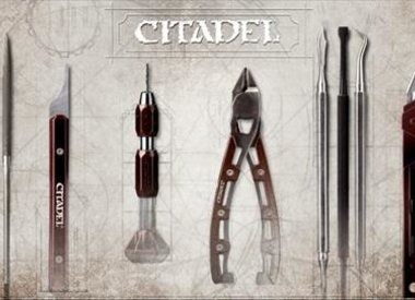 Citadel Brushes, Tools & Accessories