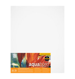 Ampersand Art Ampersand Aquabord 1/8'' Flat 16x20