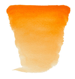 Royal Talens Van Gogh Watercolour Half Pan Perm.Orange
