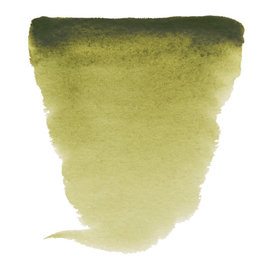 Royal Talens Van Gogh Watercolour Half Pan Olive Green