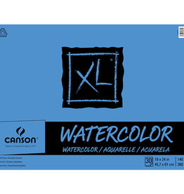 Canson Canson Xl Watercolor 300G 18X24 30 Sheet