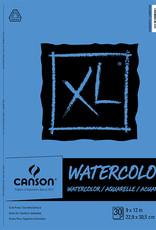 Canson Canson Xl Watercolor 140lb 9X12 30 Sheet