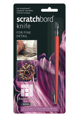 Ampersand Art Ampersand Scratchbord Scratch Knife