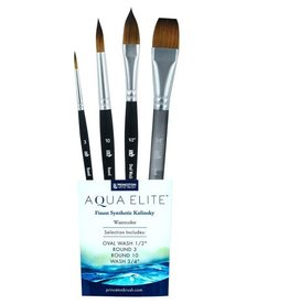Princeton AquaElite Professional 4-Piece Set