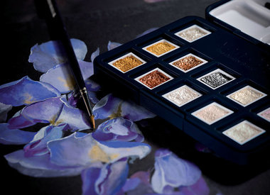 Van Gogh Watercolour Value Sets