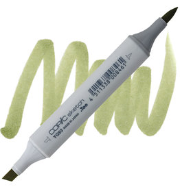 COPIC Copic Sketch Marker YG93 Grayish Yellow