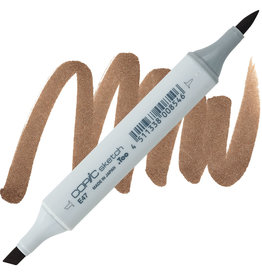 COPIC SKETCH MARKER E47 DARK BROWN