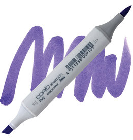COPIC SKETCH MARKER FV2 FLORESCENT DULL VIOLET