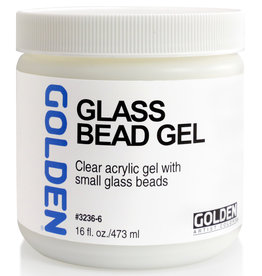 Golden Golden Glass Bead Gel 16 oz jar