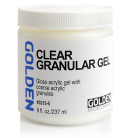 Golden Golden Clear Granular Gel 8 oz jar