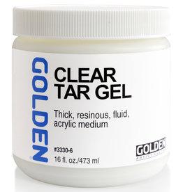 Golden Golden Clear Tar Gel 16 oz jar