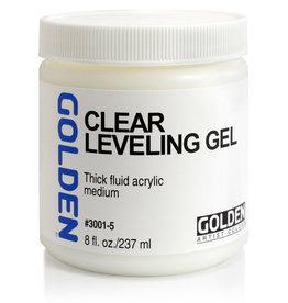 Golden Golden Clear Leveling Gel 8 oz jar