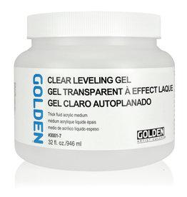 Golden Golden Clear Leveling Gel 32 oz jar