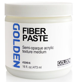Golden Golden Fiber Paste 16 oz jar