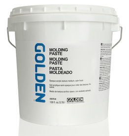 Golden Golden Molding Paste 128oz HDPE White Pail