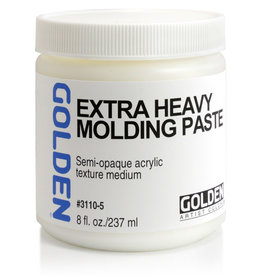 Golden Golden Extra Heavy Molding Paste 8 oz jar