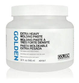 Golden Golden Extra Heavy Molding Paste 32 oz jar