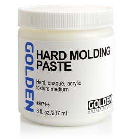 Golden Golden Hard Molding Paste 8 oz jar