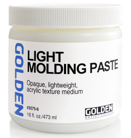 Golden Golden Light Molding Paste 16 oz jar