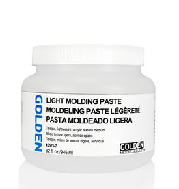 Golden Golden Light Molding Paste 32 oz jar