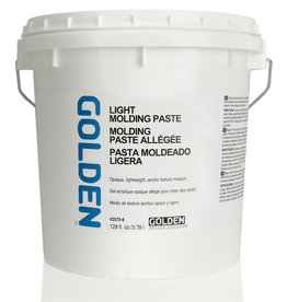 Golden Golden Light Molding Paste 128 oz White Pail