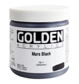 Golden Golden Heavy Body Mars Black 16 oz jar