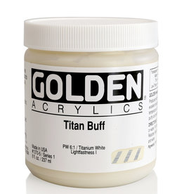 Golden Golden Heavy Body Titan Buff 8 oz jar