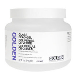 Golden Golden Glass Bead Gel 32 oz jar