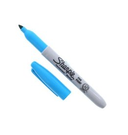 SHARPIE SHARPIE FINE TRUE BLUE