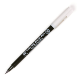 Sakura Koi Coloring Brush Light Cool Gray